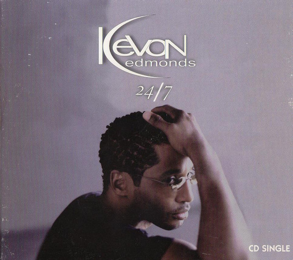 Kevon Edmonds 24-7 Single Cover