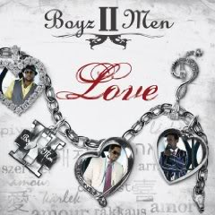 Boyz II Men Love Album Cover