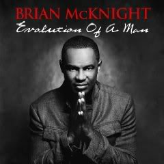 "Album Release Reminder: Brian McKnight ""Evolution of a Man"" In Stores Today!"