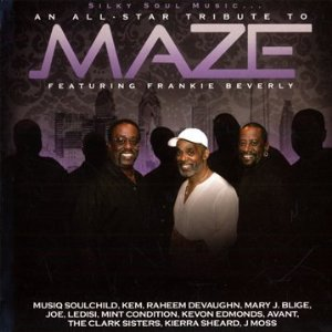 "New Video: Musiq Soulchild ""Silky Soul"" (An All-Star Tribute To Maze Featuring Frankie Beverly)"