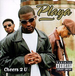 Playa Cheers 2 U Album Cover