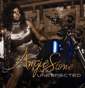 Angie Stone 'Unexpected' album cover