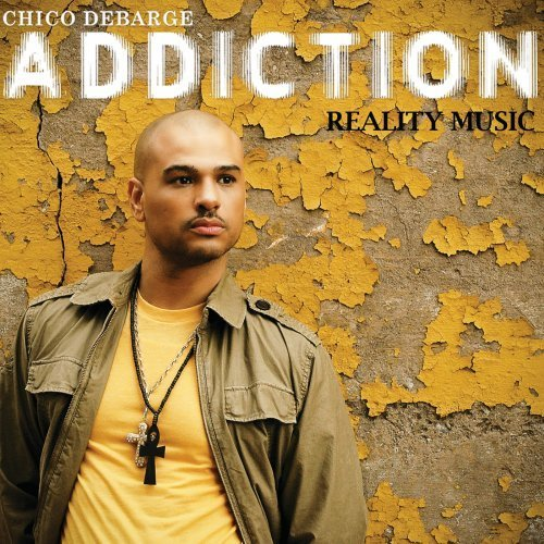 Chico Debarge Addiction Album Cover
