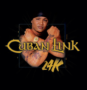 Cuban Link 24K Album Cover