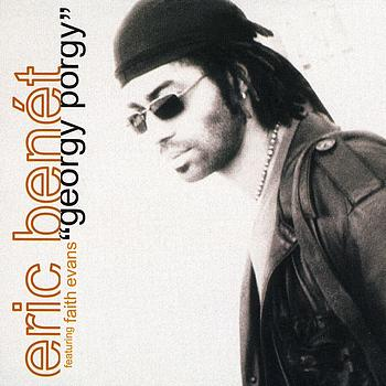 Eric Benet Faith Evans Georgy Porgy Single Cover