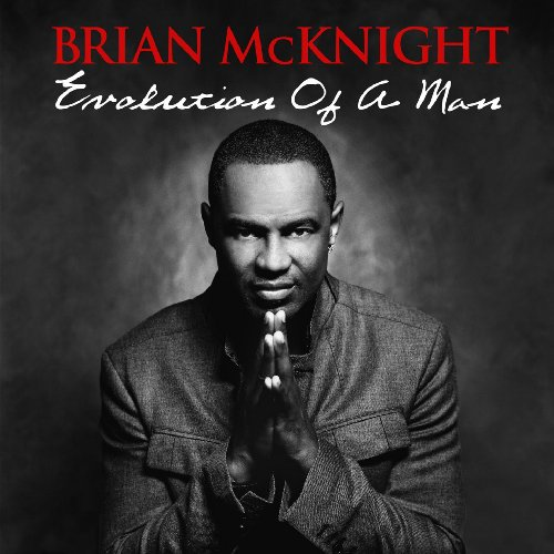 Brian McKnight Evolution of a Man Album Cover