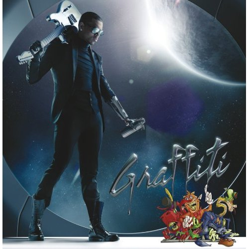 Chris Brown Graffiti Album Cover