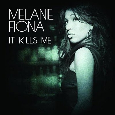 Melanie Fiona It Kills Me Single Cover