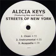 alicia keys streets of new york