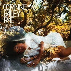 "Tracklisting for Corinne Bailey Rae's ""The Sea"""