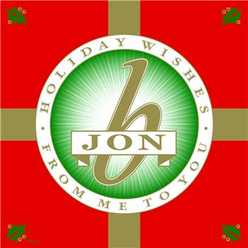 Jon B Holiday Wishes From Me to You Album Cover