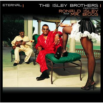 Isley Brothers Eternal Album Cover