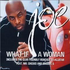 joe what if a woman
