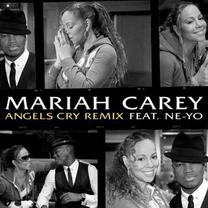 "New Joint: Mariah Carey ""Angels Cry"" Remix featuring Ne-Yo (Produced by Tricky Stewart)"