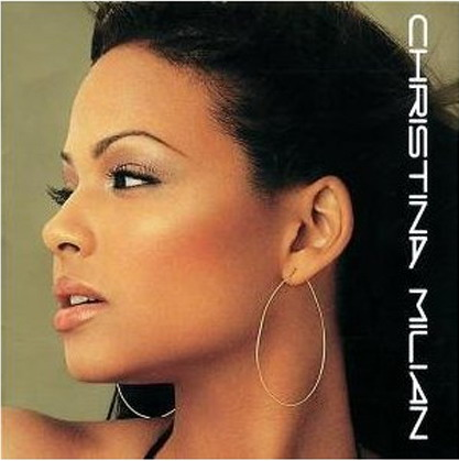 Christina Milian Album Cover