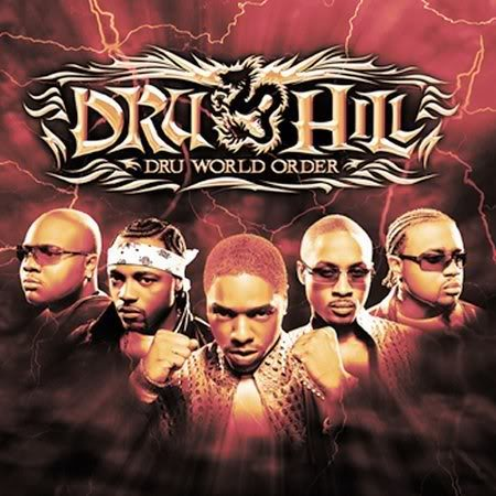 dru hill dru world order