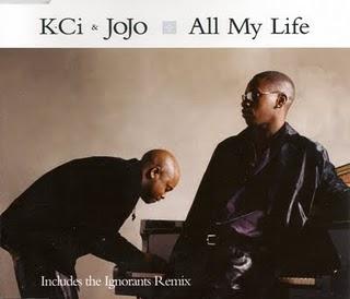 k-ci jojo all my life