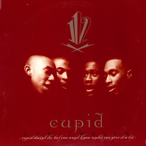 112 Cupid Single Cover