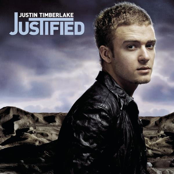 Justin Timberlake Justified Album Cover