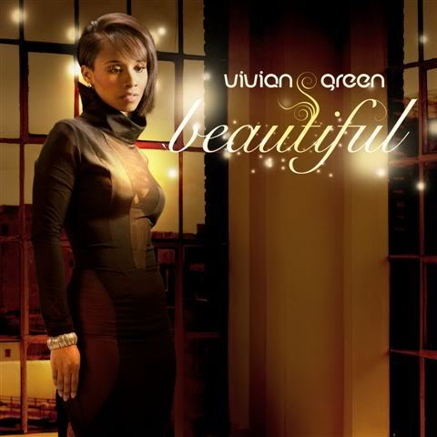 Vivian-Green-Beautiful-Album Cover