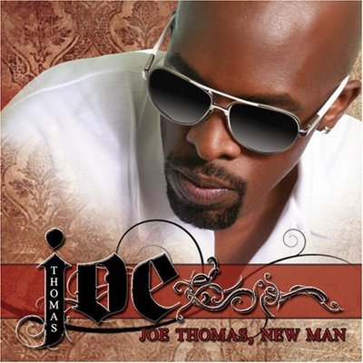 Joe Thomas New Man Album Cover