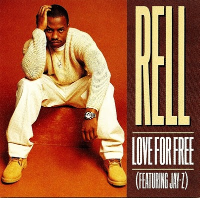 Rell Love for Free Jay-Z