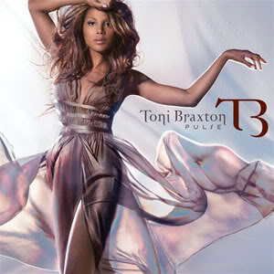 Toni Braxton Pulse Album Cover