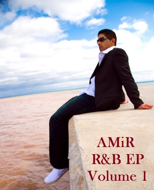 "Free Mixtape Download: Amir ""R&B EP Volume 1"""