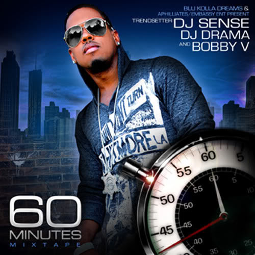 "Free Mixtape Download: Bobby V. ""60 Minutes"""