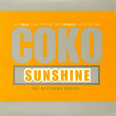 Coko Sunshine Single Cover