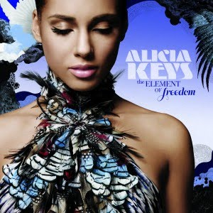 "Tracklisting for Alicia Keys ""The Element of Freedom"""