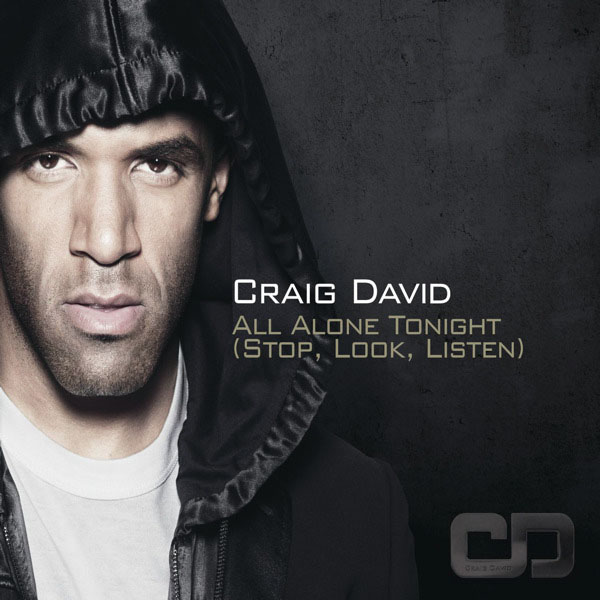 "New Video: Craig David ""All Alone Tonight (Stop, Look, Listen)"""
