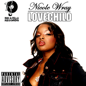 Nicole Wray Lovechild Album Cover