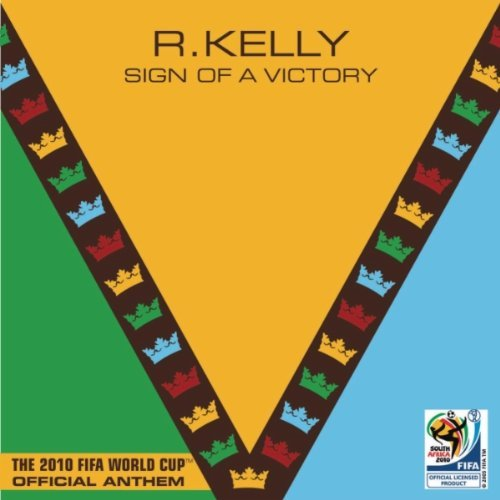 "New Joint: R. Kelly ""Sign of Victory"""
