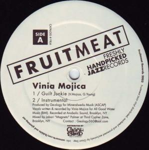 Vinia Mojica Guilt Junkie Sands of Time