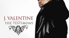 """New Music: J. Valentine """"I Shoulda Been With You"""""""