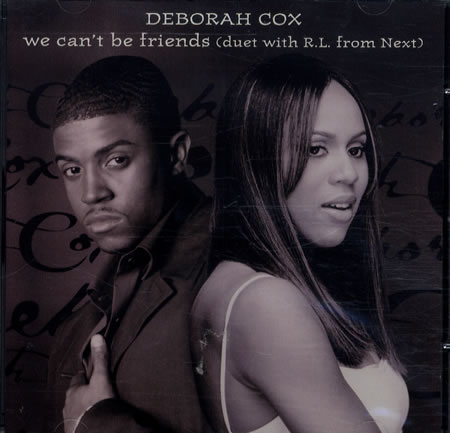 Deborah Cox RL We Cant Be Friends