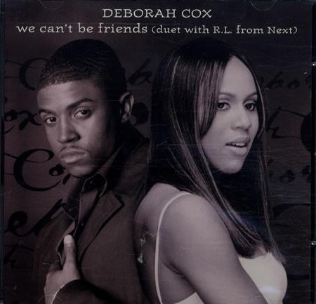 Deborah Cox RL We Cant Be Friends