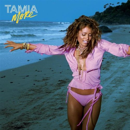 Tamia More Album Cover