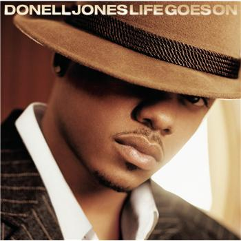 Donell Jones Life Goes On Album Cover