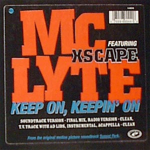 "Classic Vibe: MC Lyte ""Keep On Keepin On"" featuring Xscape (1996)"