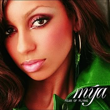 Mya Fear of Flying Album Cover