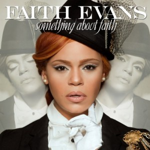 Faith Evans Something About Faith Album Cover