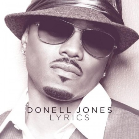 Donell Jones Lyrics Album Cover