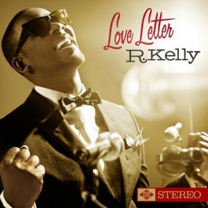 R Kelly Love Letter Album Cover