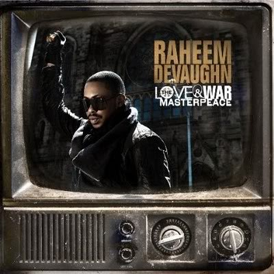 "YouKnowIGotSoul Top 10 R&B Albums of 2010: #4 Raheem DeVaughn ""The Love & War MasterPeace"""