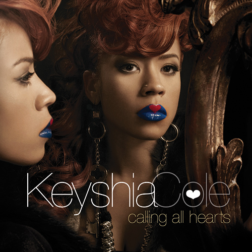 Keyshia Cole Calling All Hearts Album Cover