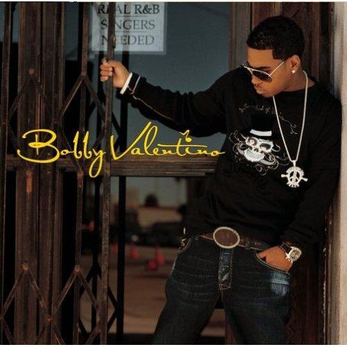 Bobby V Album Cover