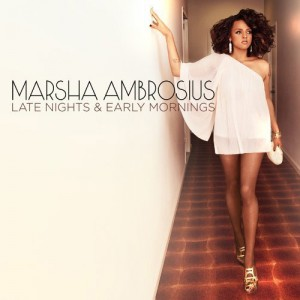 Marsha Ambrosius Late Nights and Early Mornings Album Cover