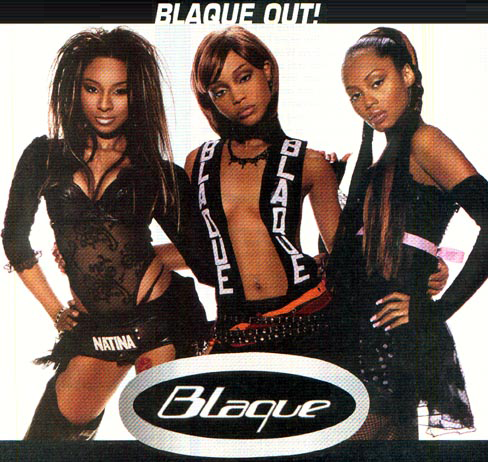 Blaque Blaque Out Album Cover